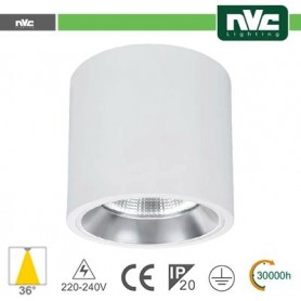 MR16 Lampadina LED - 6W 4000K 510LM 100º CRI80 AC 12V