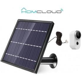 Pannello solare con Micro USB per Telecamera Free4
