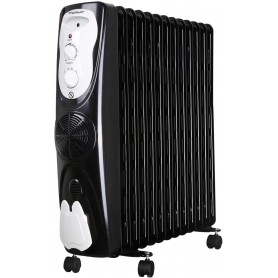 Radiatore Portatile Elettrico ad Olio Aigostar 2800W con Termostato