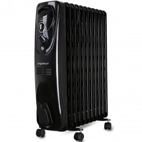 Radiatore Portatile Elettrico ad Olio Aigostar 2300W 3 Regoalzioni Termiche