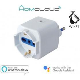 Presa Intelligente Wi-Fi 16A italiana bipasso-schuko