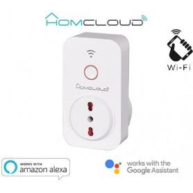 Presa Intelligente Wi-Fi 16A Italiana con controllo energia