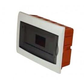 Faeg 14312 Centralino Incasso Con Portello 12 Moduli Bianco